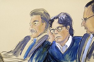 NXIVM Leader Keith Raniere Found Guilty Of All Charges In...