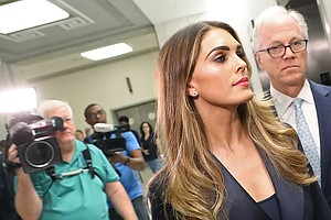 Hope Hicks Declined To Answer Questions About Time In Whi...