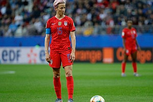 Women's World Cup: USA Takes On Sweden In A Game That Means Little — And Ever...