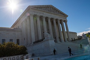 Supreme Court Overturns Precedent In Property Rights Case...