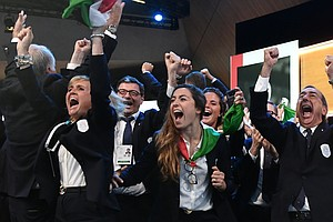 Italy Will Host The 2026 Olympic And Paralympic Winter Games