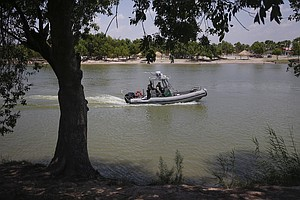 U.S. Border Patrol Finds 4 Bodies, Including 3 Children, Near Rio Grande In T...