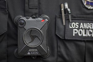 Major Police Body Camera Manufacturer Rejects Facial Reco...