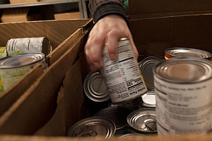 OPINION: Being Hungry In America Is Hard Work. Food Banks...