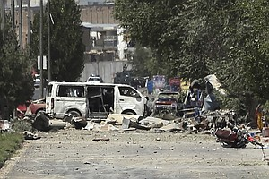 White House Condemns Day-Long Taliban Attack That Killed ...