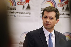 Buttigieg Tries Again To Woo Black Voters Amid Race Contr...
