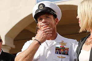 Navy SEAL Demoted For Taking Photo With Corpse Of ISIS Fi...