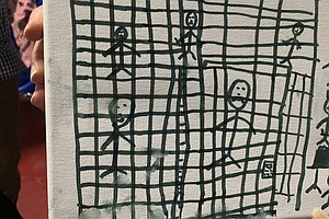 Smithsonian Museum Considers Collecting Drawings Made By ...