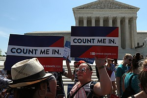 Cities And Immigrants Drove Census Controversy — 100 Year...