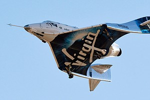 Virgin Galactic Plans To Become First Publicly Traded Spa...