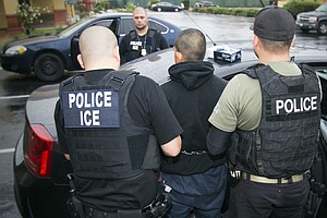 ICE Raids Expected To Target Recently Arrived Migrant Fam...