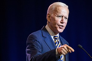 Biden Says Fixing U.S. Democracy And Middle Class Economy...