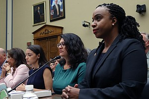 WATCH: Democratic Lawmakers Recount Border Visit, Denounc...
