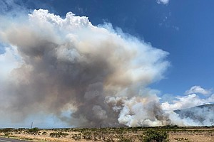Evacuated Maui Residents Return Home After Wildfire Scorc...