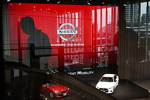 Photo for Nissan Pulls Out Of Trump Emissions Fight With California