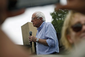 Bernie Sanders Again Attacks Amazon — This Time Pulling I...
