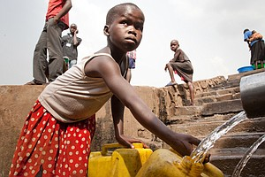 Report: There's A Growing Water Crisis In The Global South