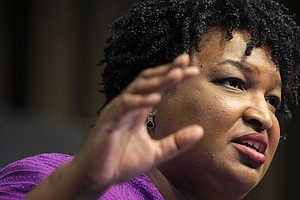 Stacey Abrams Is Not Running For President, Instead Will Focus On Voter Prote...