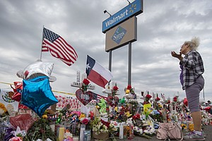 After El Paso Shooting, Suburban Houston Voters Reexamine...