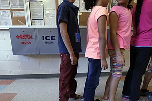 Appeals Court Rules Detained Migrant Children Should Get Soap, Sleep, Clean W...