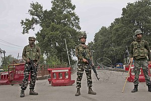 India's Modi Defends Moves In Kashmir As Lockdown Continues