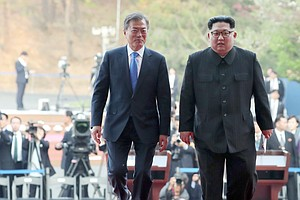 North Korea Calls Off Further Talks With South, Launches ...
