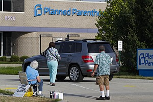 Planned Parenthood Withdraws From Title X Program Over Tr...