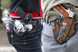 Poll: Americans, Including Republicans And Gun Owners, Br...