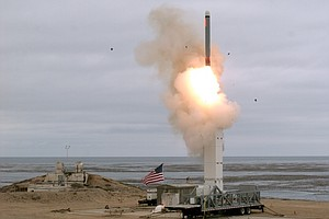 U.S. Tests Missile With A Range Prohibited By Now-Abandon...