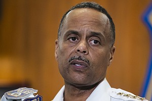 Philadelphia Police Commissioner Richard Ross Abruptly Re...