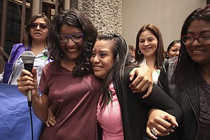 Salvadoran Woman Who Lost Her Pregnancy Is Acquitted Of H...