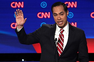Julián Castro Is 10th Democrat To Qualify For September P...