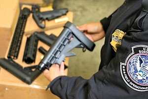 Customs Agents Make 'Unusual' Seizure Of Nearly 53,000 Chinese Gun Parts