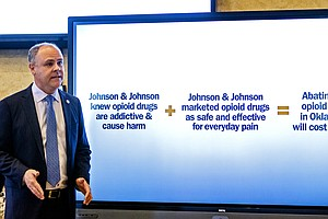 Oklahoma Wanted $17 Billion To Fight Its Opioid Crisis: W...