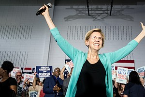 Warren's On The Rise, But Can She Convince Democrats She ...