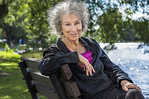 Hear Margaret Atwood Read From 'The Testaments,' Her Sequel To 'The Handmaid'...