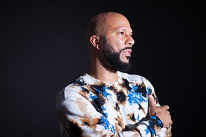 Common Takes Time To Heal On 'Let Love'