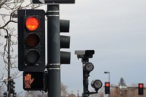 Deaths From Red Light Running At A 10-Year High, AAA Study Finds