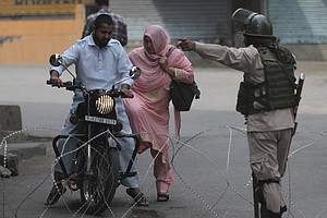 Nearly 4 Weeks Into India's Clampdown, Kashmiris Describe Protests, Jail, Unc...