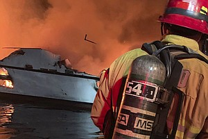 25 Victims Found, 9 People Missing After Diving Boat Catches Fire In California