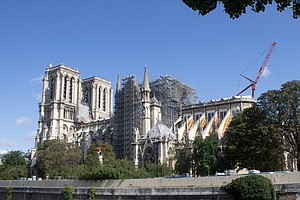 What Will A Reconstructed Notre Dame Look Like? The Answer Is Up For Debate
