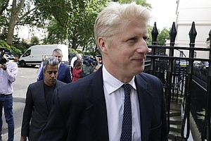 Boris Johnson's Brother Resigns From U.K. Parliament Over...