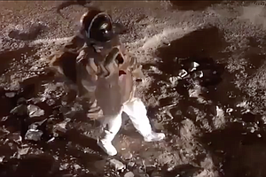 Viral Video: Moonwalking Over The Potholes Of India