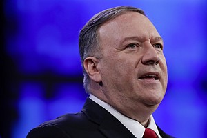 Pompeo: 'President Trump Ultimately Made The Decision' To...