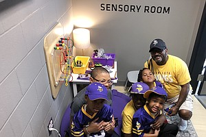 NFL Season Kicks Off With Refuges For Fans With Sensory Needs To Take A Timeout