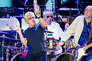 The Who Announces First New Album In 13 Years, Shares 'Ba...