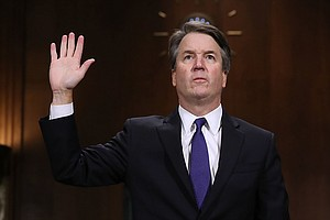 Reporters Dig Into Justice Kavanaugh's Past, Allegations Of Misconduct Agains...