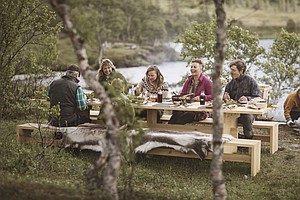 Foraging Is Part Of Swedish Identity; Now Its Countryside...