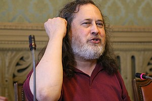 Free Software Pioneer Quits MIT Over His Comments On Epst...