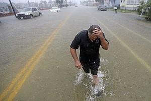 Imelda Causing 'Major, Catastrophic Flooding' In Southeast Texas, Forecasters...